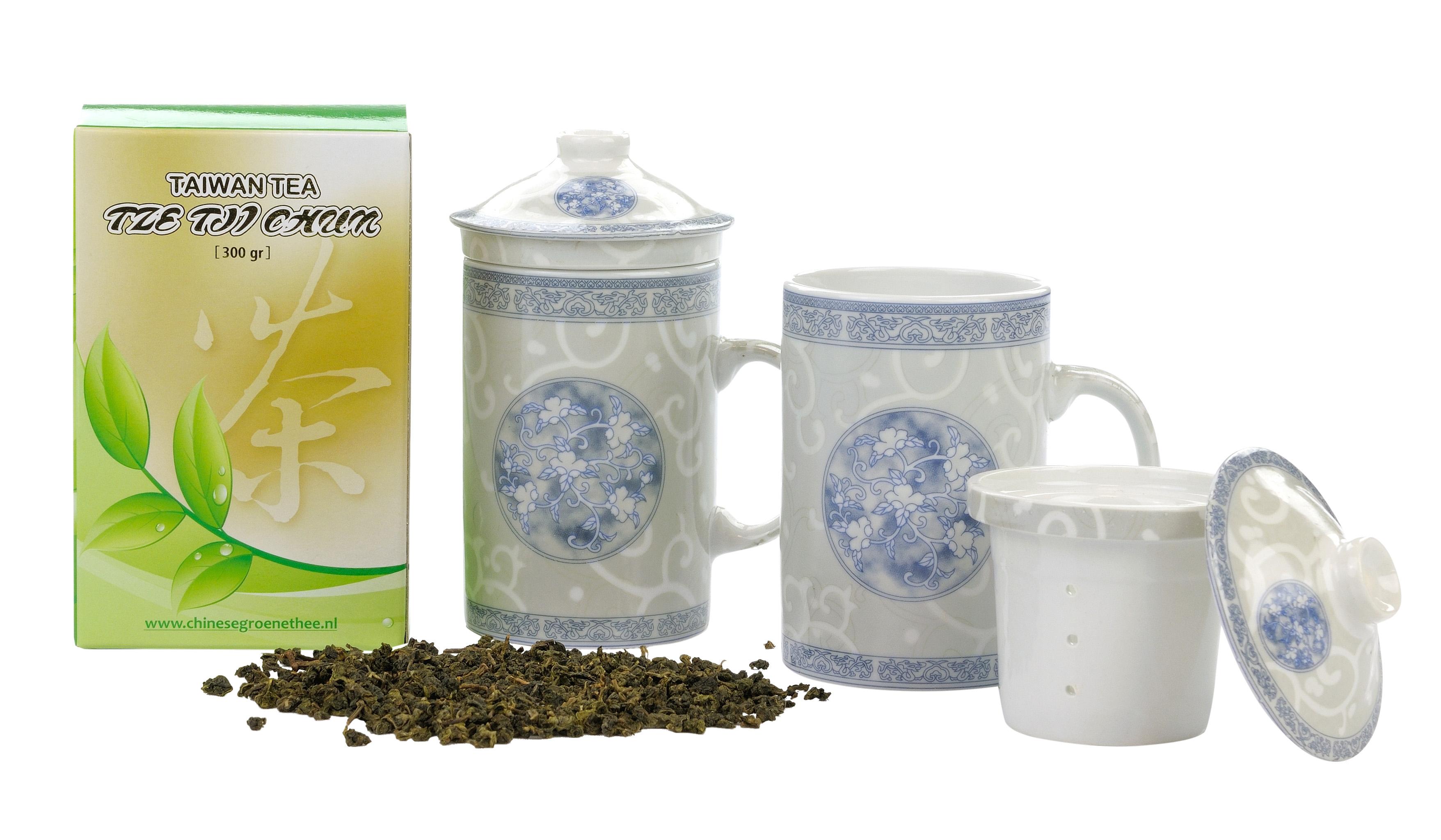 chinese groene thee kopen